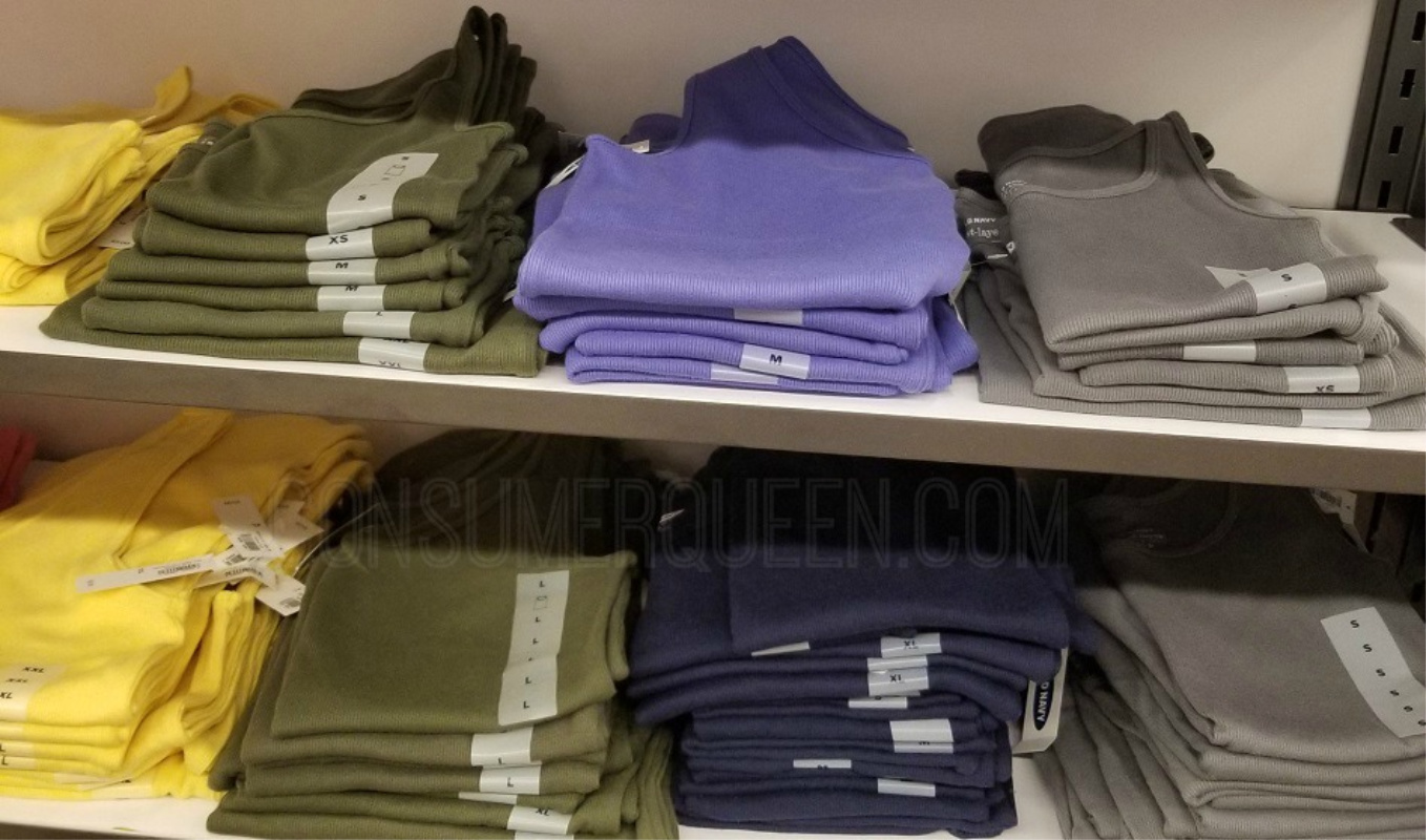 Old Navy Tanks Just $3 Each – Today Only *EXPIRED*