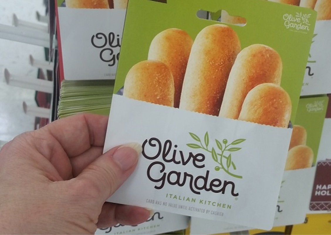 Buy $50 Olive Garden Gift Card and Receive $10 Bonus Card!