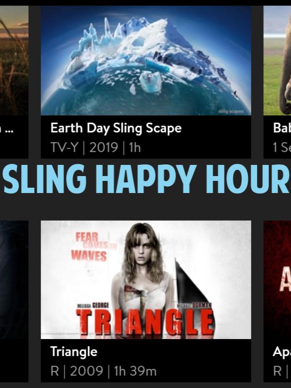 sling happy hour