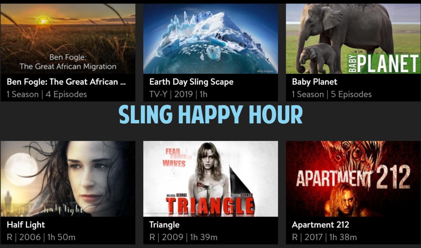 Try Sling TV: New Sling TV App for Amazon Fire TV!