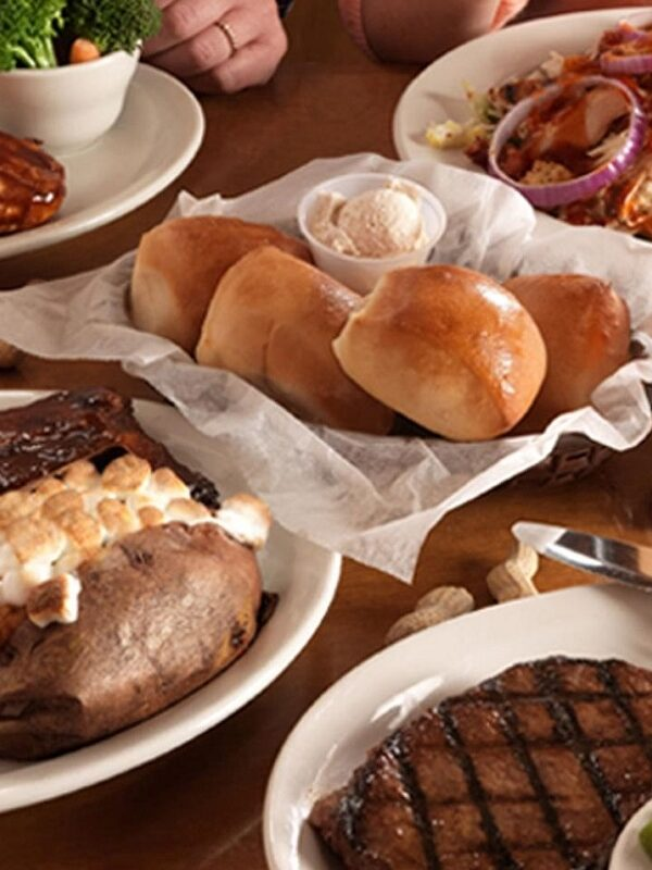 texas roadhouse family meal