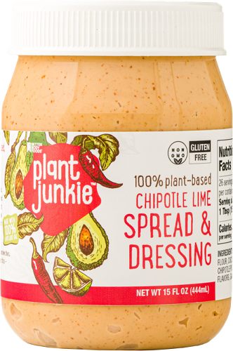 Plant Junkie Chipotle Lime