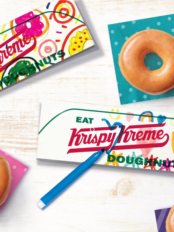 Decorate a Hat & Get a FREE Doughnut at Krispy Kreme – Get Ready!