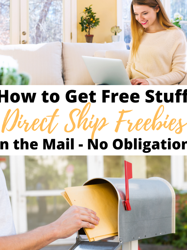 Direct Ship Freebies Pinterest