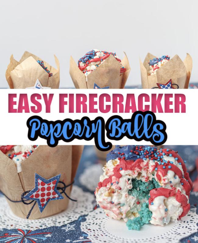 firecracker popcorn balls