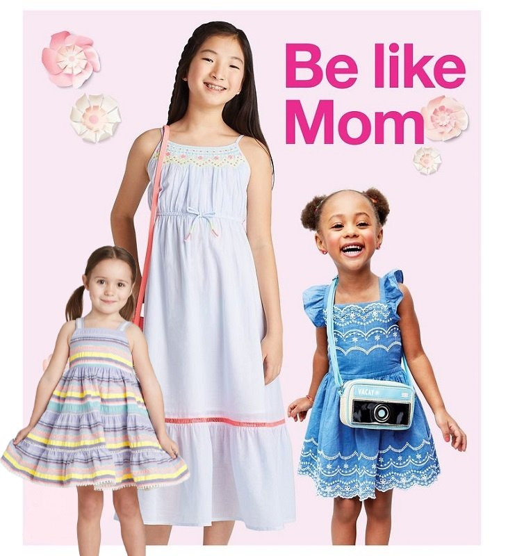 Girls Dresses on Sale + 20% Off at Target – Starting at ONLY $3.60!