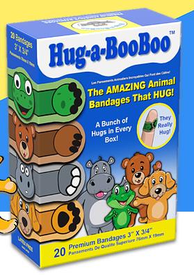 Huga BooBoo Bandaids