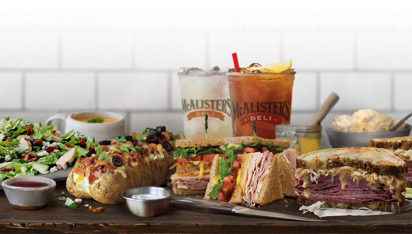 McAlisters Family Meals Only $38.99 – Mac & Cheese, Spud Max & More!