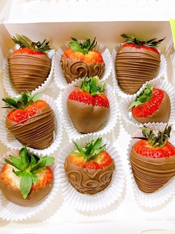strawberries sweepstakes