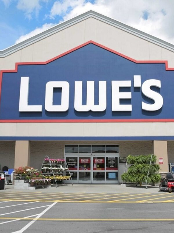 Win a $100 Lowes Gift Card