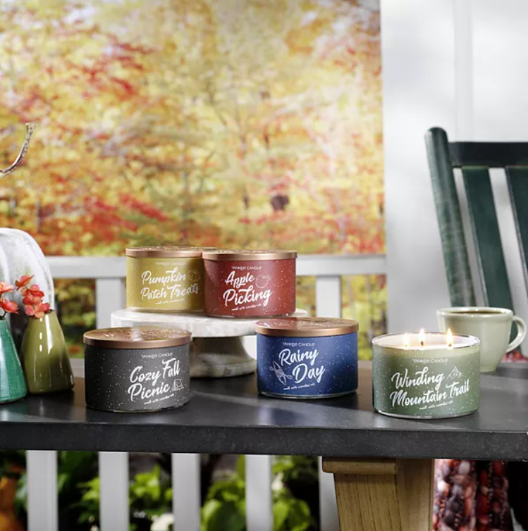 Yankee Candles as Low as $9.99 Each!