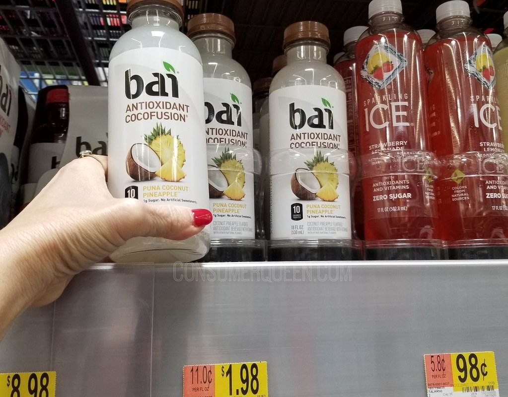 bai antioxidant beverages