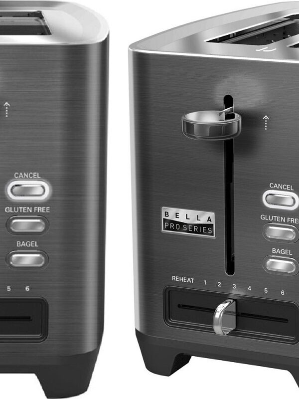 Bella Extra Wide 2-Slot Toaster JUST $19.99 (Reg. $50) – *EXPIRED*