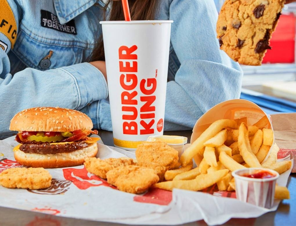 Burger King $3 Snack Box – Cheeseburger, Fries, 10 Chicken Nuggets & Drink!