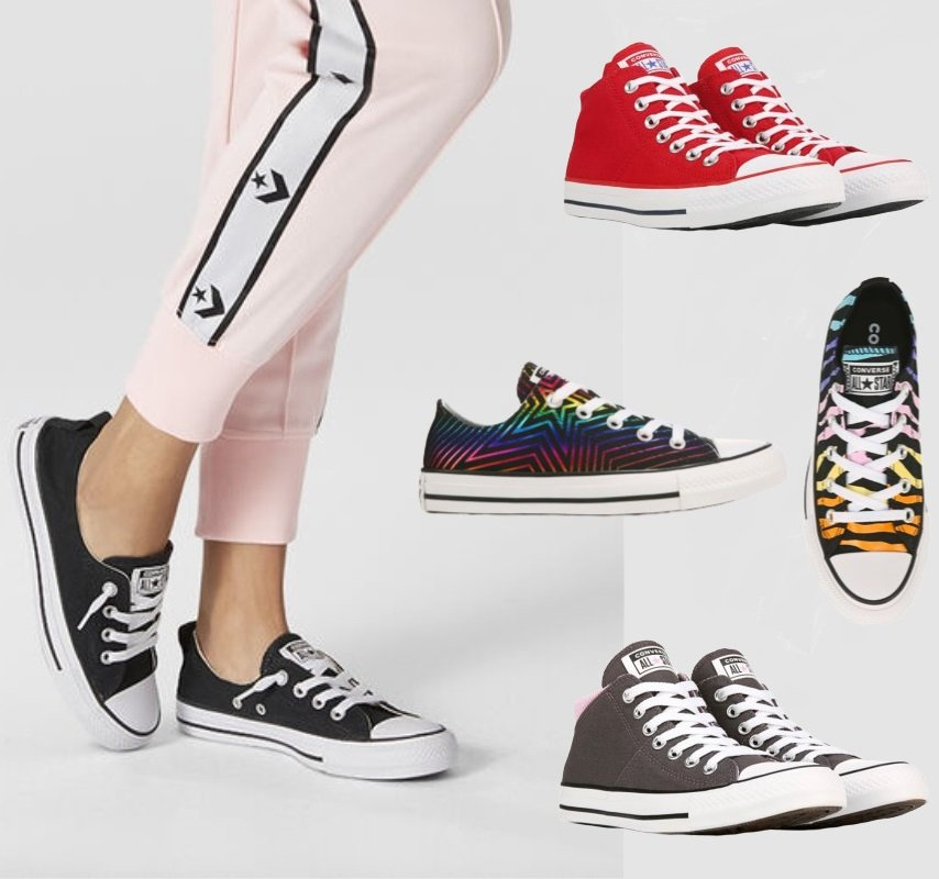 Chuck Taylor Sneakers for Women as Low as $19.48 – Ships FREE (Reg $55) *EXPIRED*