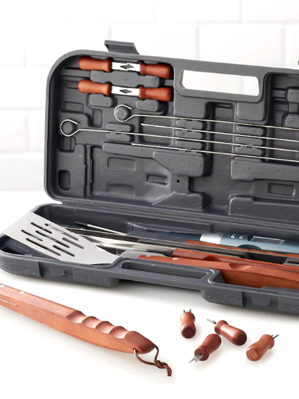 Food Network BBQ Grill Set ONLY $19.99 at Kohl's (Reg. $40) – Think Father's Day! *EXPIRED*