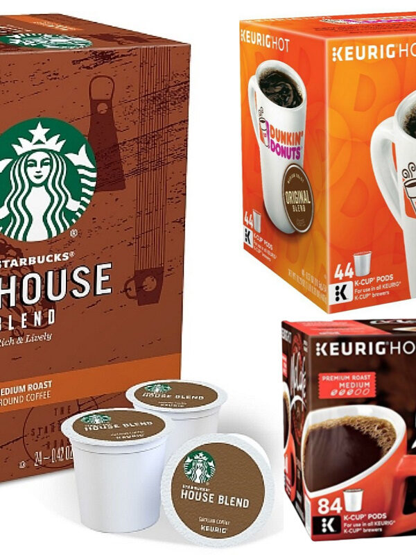 FREE K-Cup Boxes After Office Depot Rewards (24 to 48ct!)