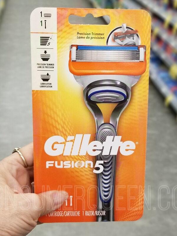 Gillette System Razor