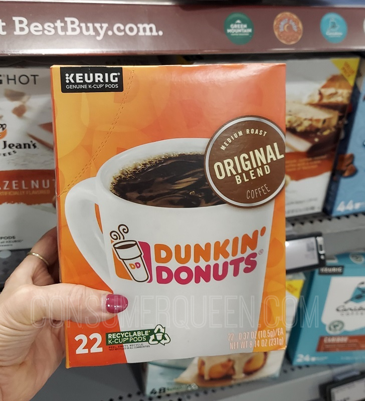 Keurig K Cups 22 to 24-ct. $11.99 *EXPIRED*