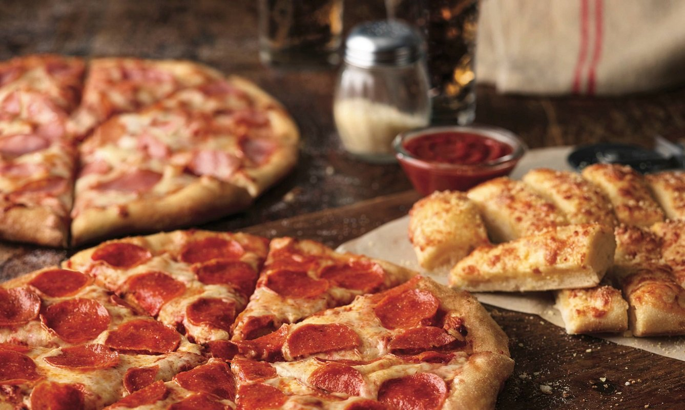 Marcos Family Pizza Meal ONLY $21.99 – Pizzas, CheezyBread & Drinks!