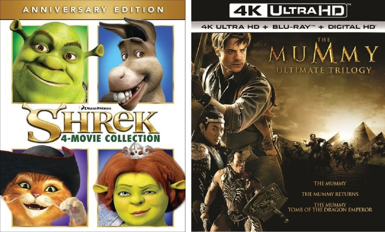Movie Collections & TV Show Sets as Low as $14.99 (Reg. $27!) *EXPIRED*
