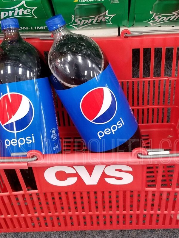 Pepsi 2-liters Just $1 This Week at CVS – Stockup!