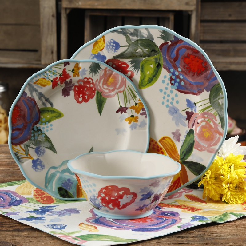 The Pioneer Woman Celia Dinnerware Set ONLY $36.99 – Ships Free (Reg. $50!) *EXPIRED*