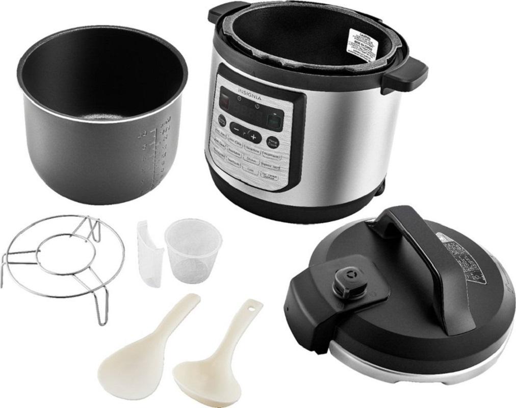 8 Quart Pressure Cooker $39.99 Shipped (Reg. $120) *EXPIRED*