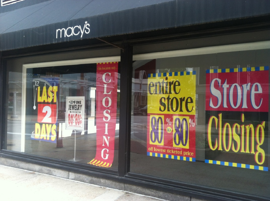 Store Locations Closing – Bath & Body Works, Victoria's Secret, Gap & More!