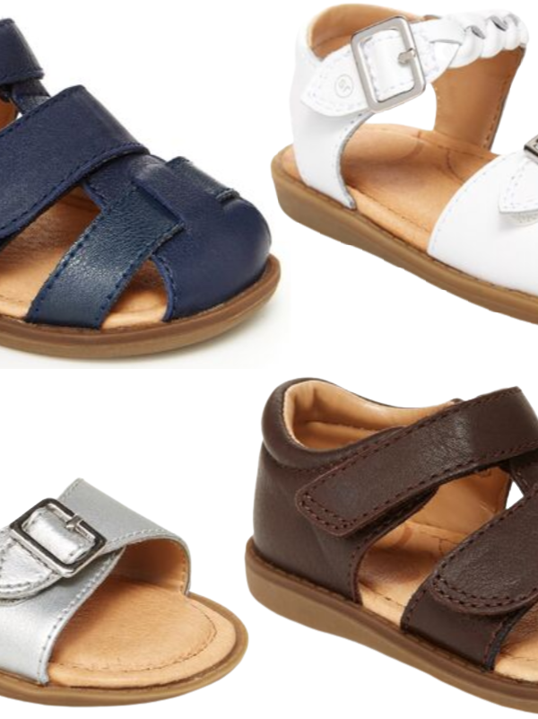 Stride Rite Sandals ONLY $19.95 (Regularly $52!)
