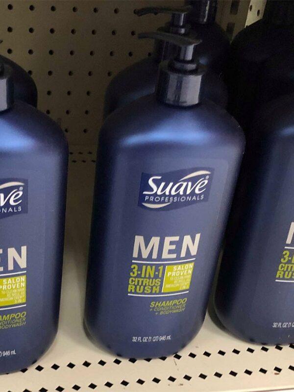 Suave For Men