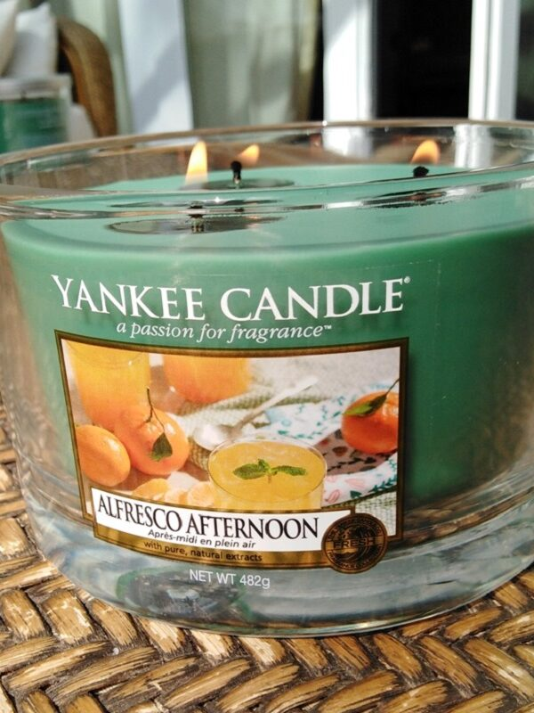 3 Wick Tumbler Candles