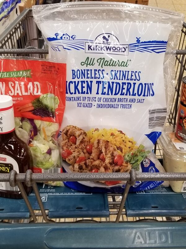 BBQ Tenderloin Meal for 6 – Under $11 at Aldi!