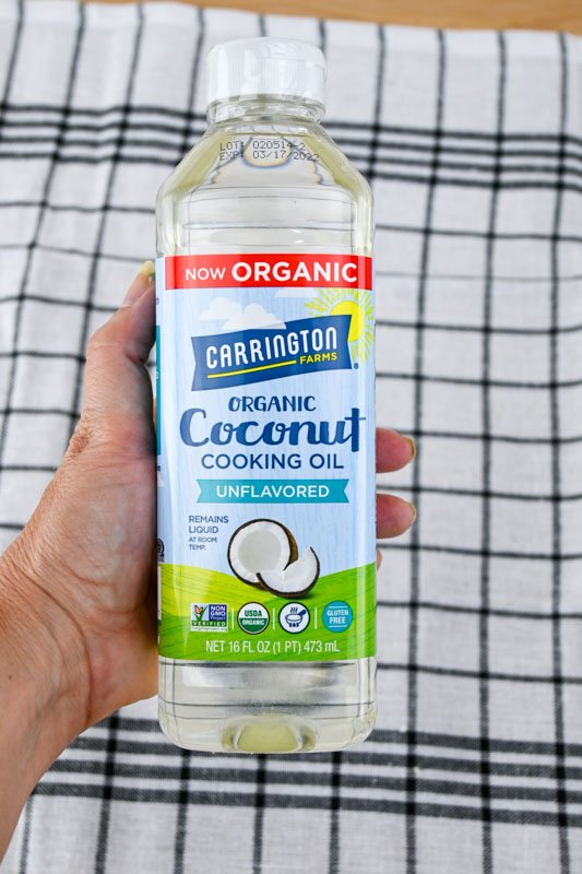 Coconut Oil for Cooking