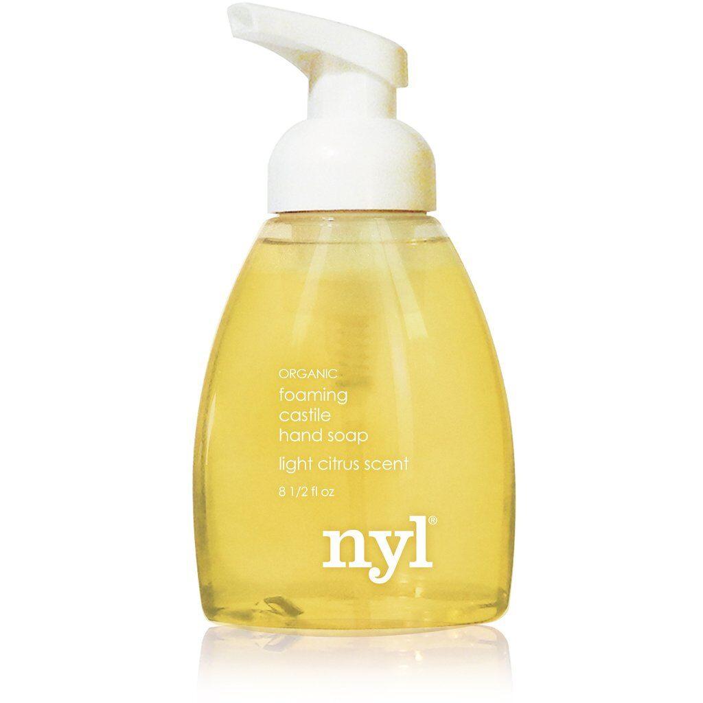 NYL Castile Hand Soap Summer Fun Guide