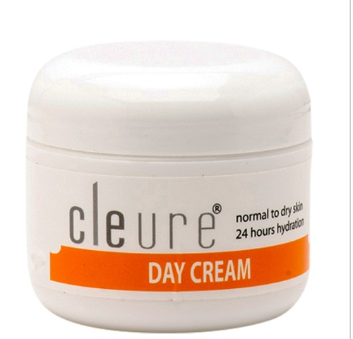 Summer Fun Guide- Cleure Day Cream Product