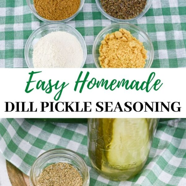 dill pickle seasoning