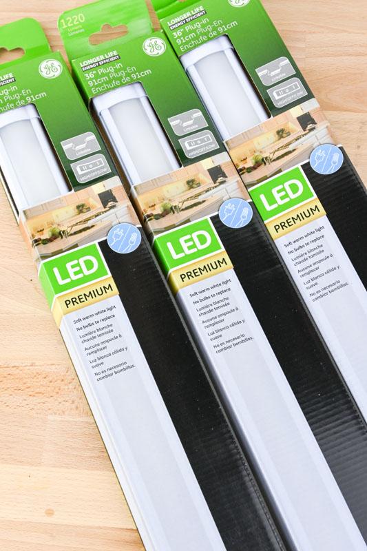 Under Cabinet Lighting by JASCO  Linkable Lights
