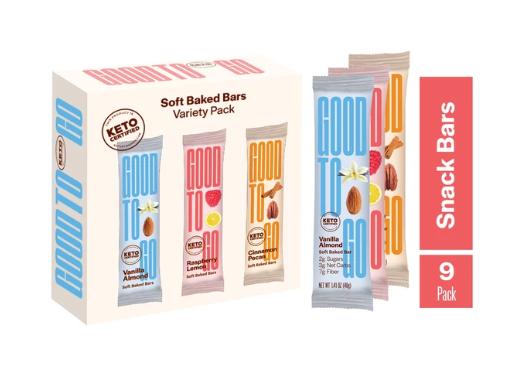 Good 2 Go Snacks- Summer Fun Gift Guide