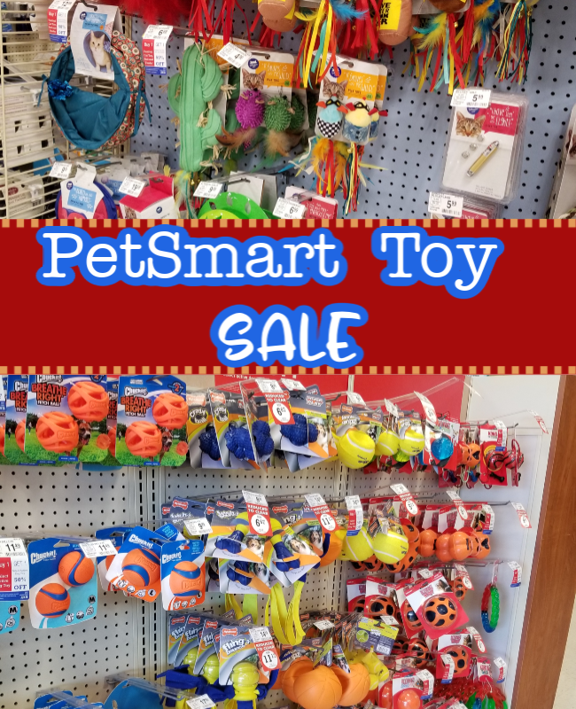 PetSmart Toy Sale up to 70% Off and Starting at JUST 87¢