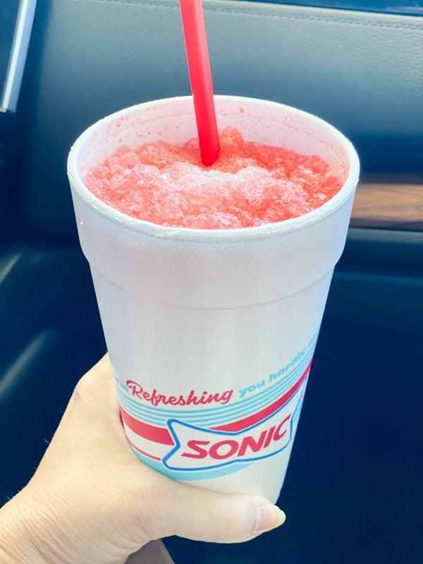 Sonic Hacks- Drink