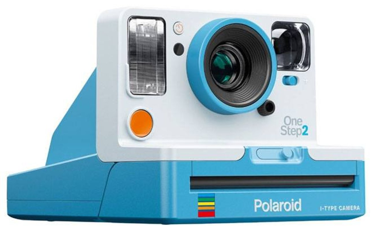 Polaroid OneStep Instant Film Camera