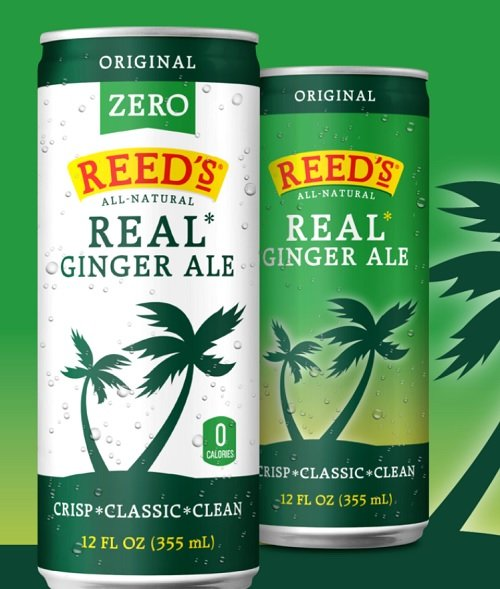 Reeds Ginger Ale Summer Fun Guide