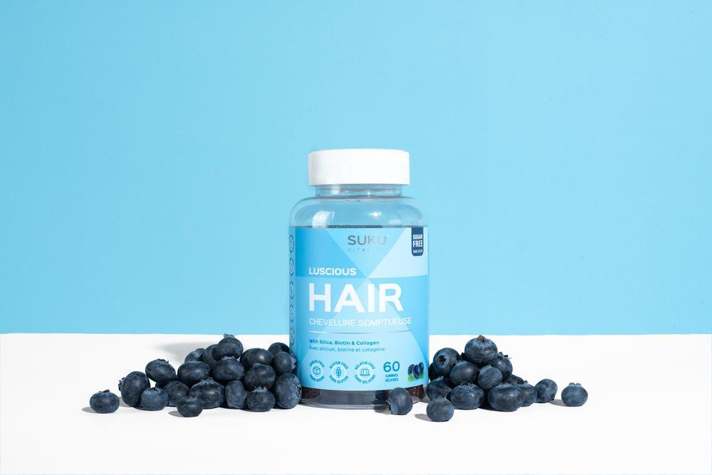 SUKU Luscious Hair Supplements- Summer Fun Guide