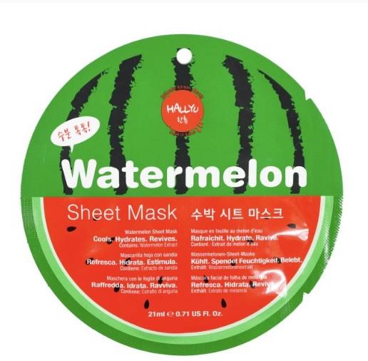 Watermelon Sheet Mask for Summer Fun Guide