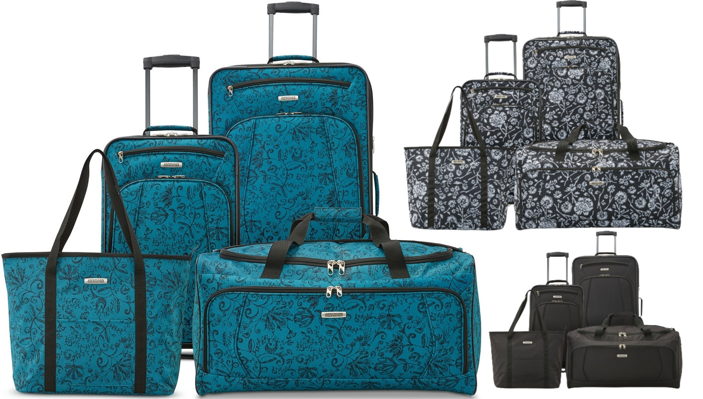 American Tourister Riverbend Luggage