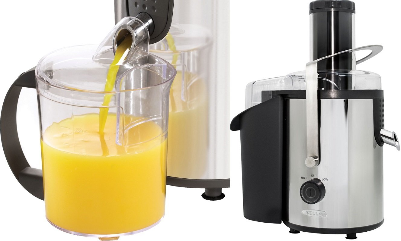 Bella High Powered Juicer