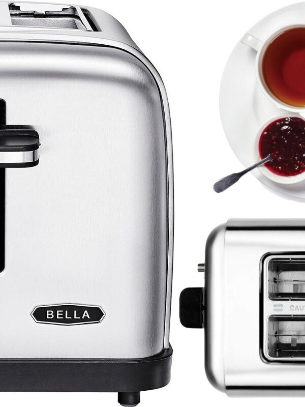 Bella Wide Slot Toaster