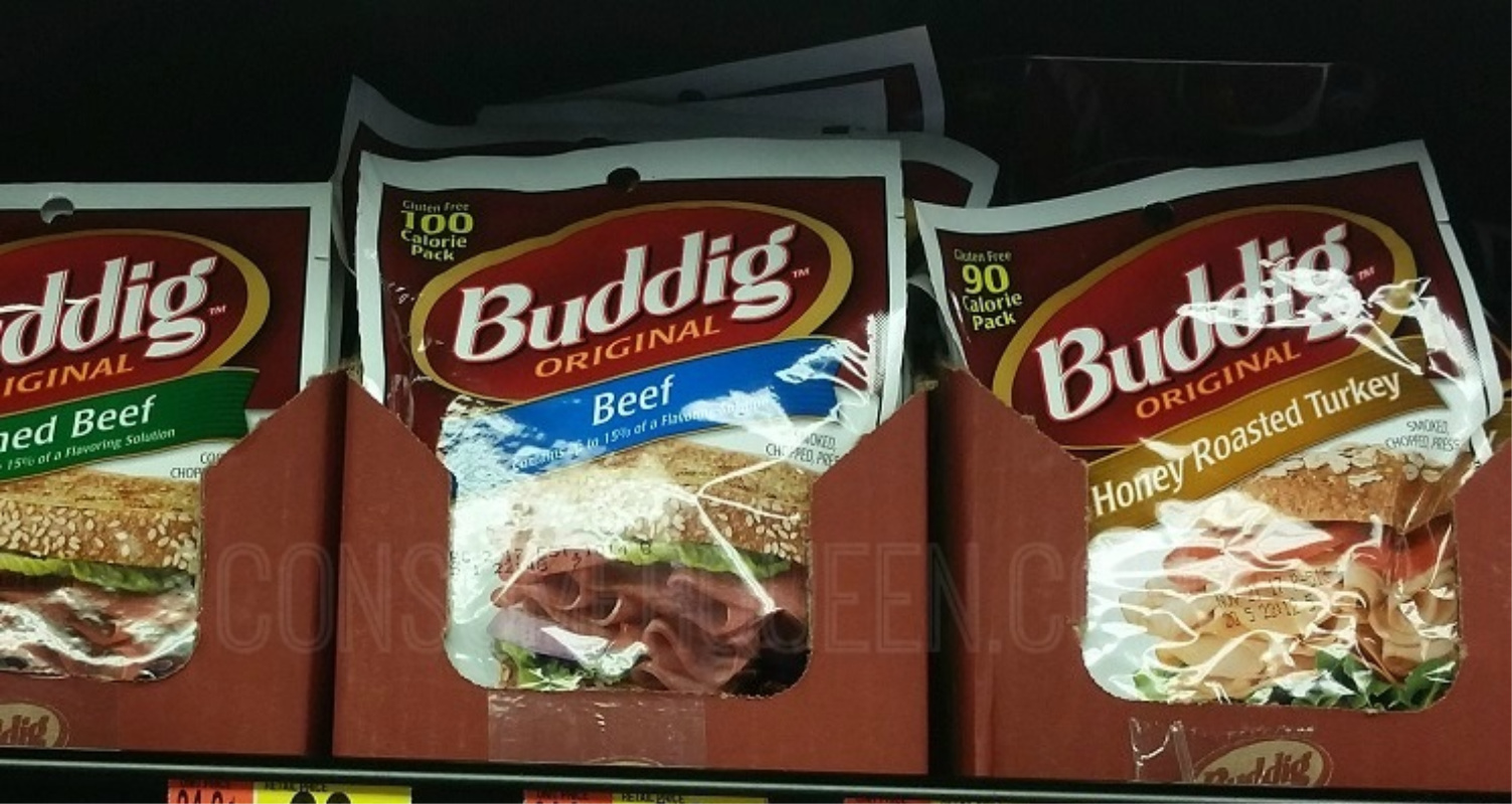 Buddig Lunchmeat Only 17¢ at Walmart After Cash Back!