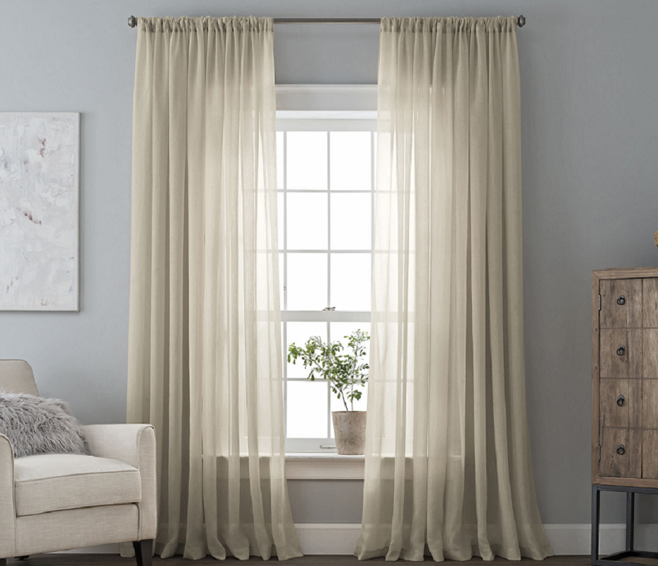 Curtain Panels up to 75% Off at JCPenney for a Limited Time